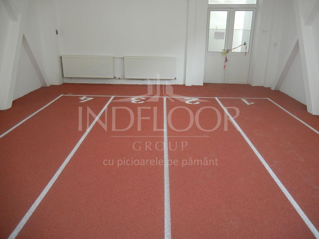 pista atletism indoor